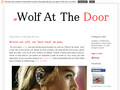 Pormenores : Wolf at the Door